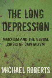 The Long Depression by Michael Roberts image