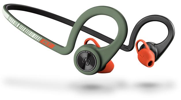 Plantronics BackBeat Fit Headset - Stealth Green