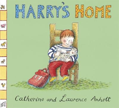 Anholt Family Favourites: Harry's Home by Laurence Anholt image