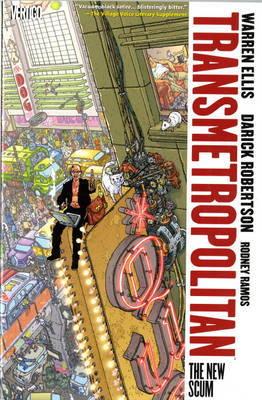 Transmetropolitan: v. 4 by Darick Robertson