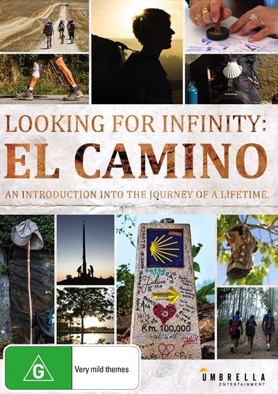 Looking For Infinity: El Camino on DVD image