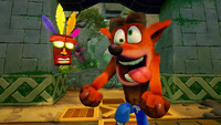 Crash Bandicoot N-Sane Trilogy for Switch