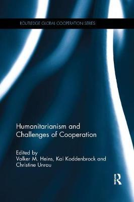 Humanitarianism and Challenges of Cooperation image