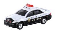 Tomica: 110 Toyota Crown Patrol Car