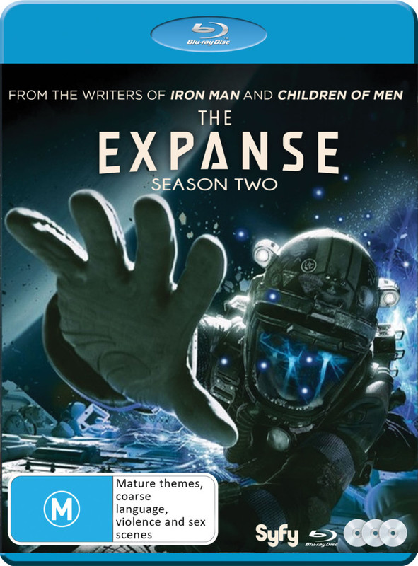 The Expanse: Season Two on Blu-ray