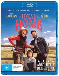 Ideal Home on Blu-ray image