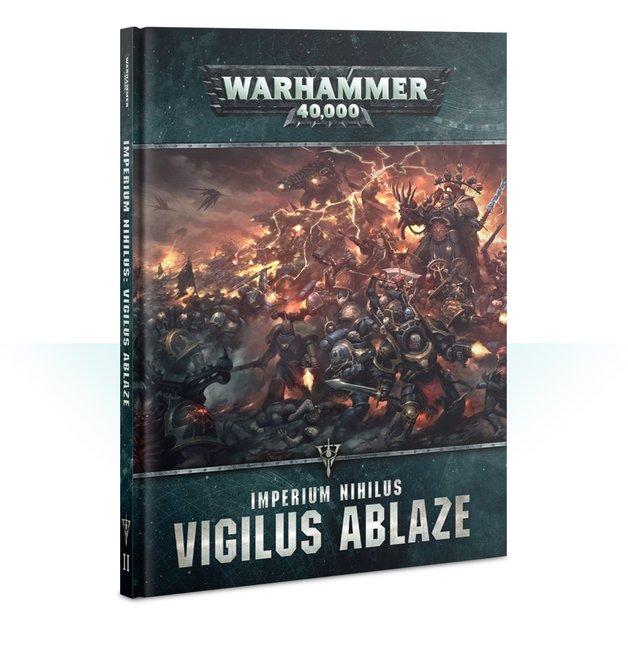 Warhammer 40,000: Imperium Nihilus – Vigilus Ablaze