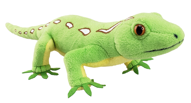 Antics: Green Gecko - NZ Plush
