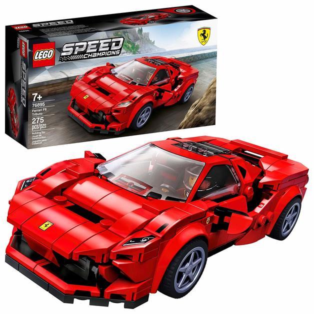 LEGO Speed Champions: Ferrari F8 Tributo - (76895)