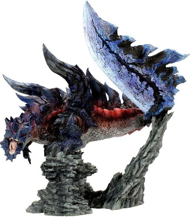 Monster Hunter: Glavenus Dinovaldo - PVC Figure