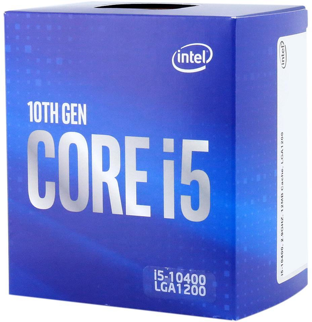 Intel Core i5-10400 6-Core 2.9GHz CPU