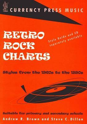 Retro Rock Charts by Andrew R. Brown image