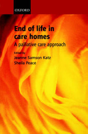 End of Life in Care Homes image