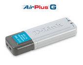 D-Link DWL-G122, USB KEY, 802.11G WLAN
