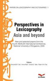 Perspectives in Lexicography by Various Authors