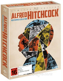 Alfred Hitchcock - The Masterpiece Collection on Blu-ray