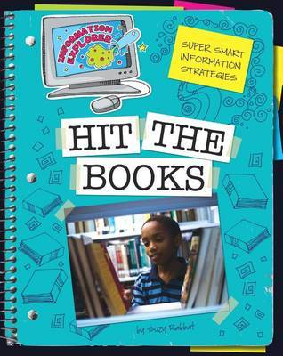 Hit the Books by Suzy Rabbat