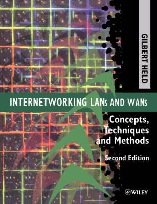 Internetworking LANs and WANs by Gilbert Held image
