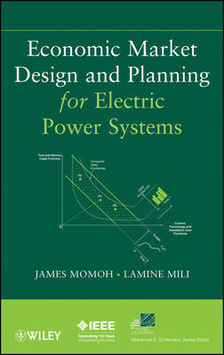Economic Market Design and Planning for Electric Power Systems image