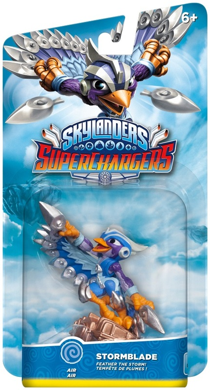 Skylanders SuperChargers Character - Stormblade (All Formats) for