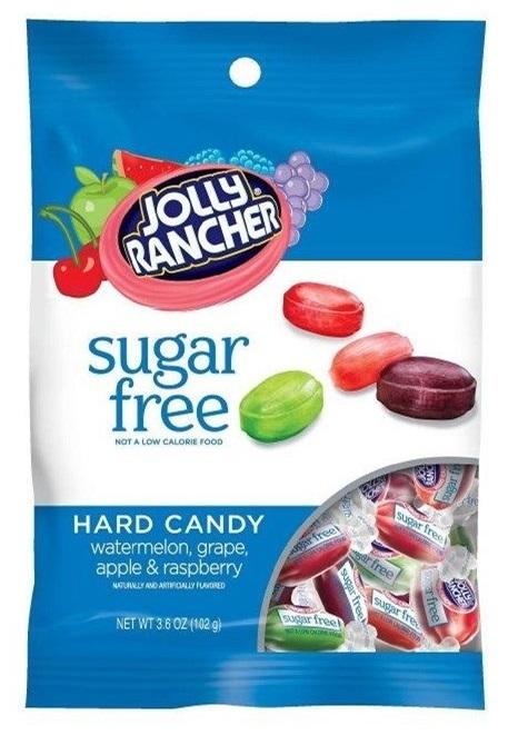 Jolly Rancher: Sugar Free Hard Candy 102g