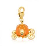 Disney Cinderella Pumpkin Carriage Charm