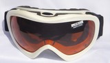 Mountain Wear Adult Goggles: Pearl White (G1474D)