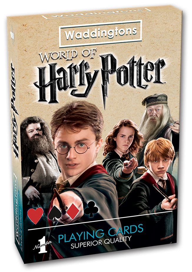 Harry Potter Playing Cards image