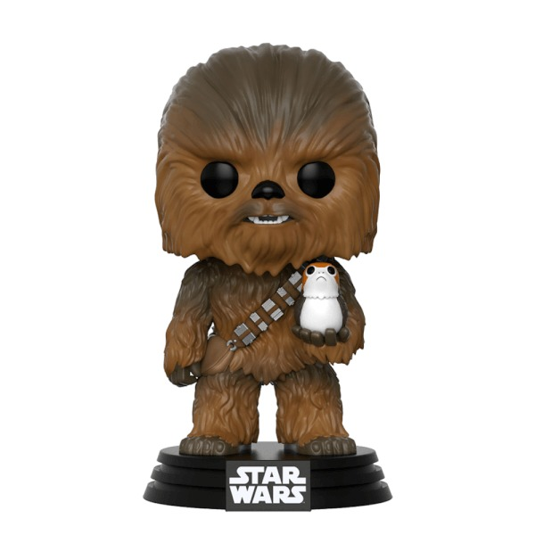 Star Wars: The Last Jedi - Chewbacca Pop! Vinyl Figure