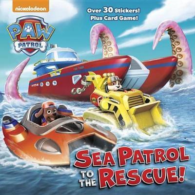 Sea Patrol to the Rescue! (Paw Patrol) by Random House