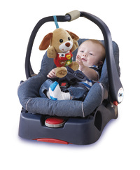 Vtech: Little Singing Puppy - Lovable Learning Plush image