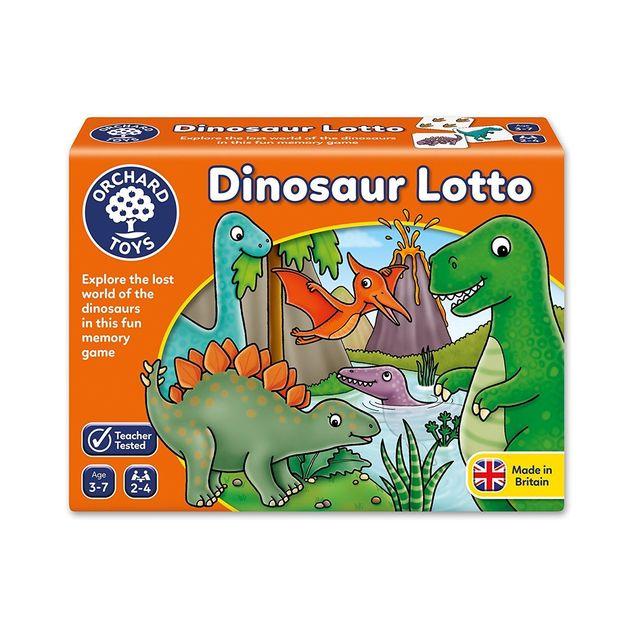 Orchard Toys : Dinosaur Lotto