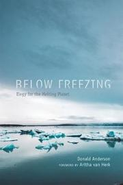 Below Freezing by Donald Anderson image