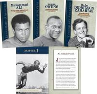 Legendary Athletes by Jennifer Joline Anderson image