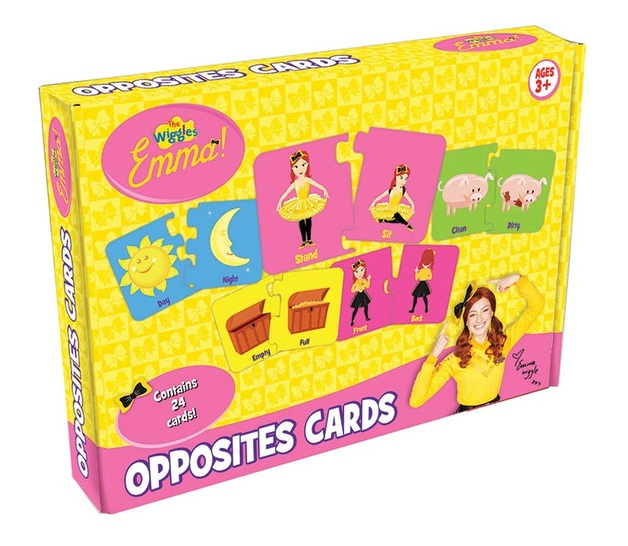 The Wiggles - Emma Opposite Cards