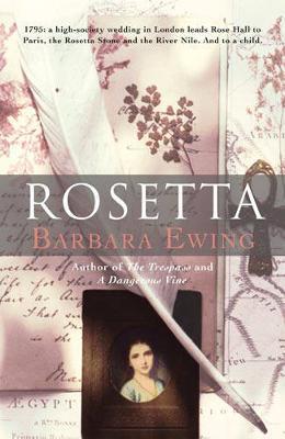 Rosetta by Barbara Ewing image