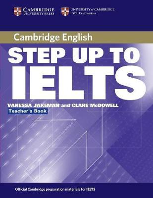 Step Up to IELTS Teacher's Book by Vanessa Jakeman