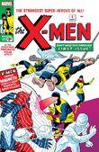 X-Men - #1 (Facsimile Edition) by Stan Lee