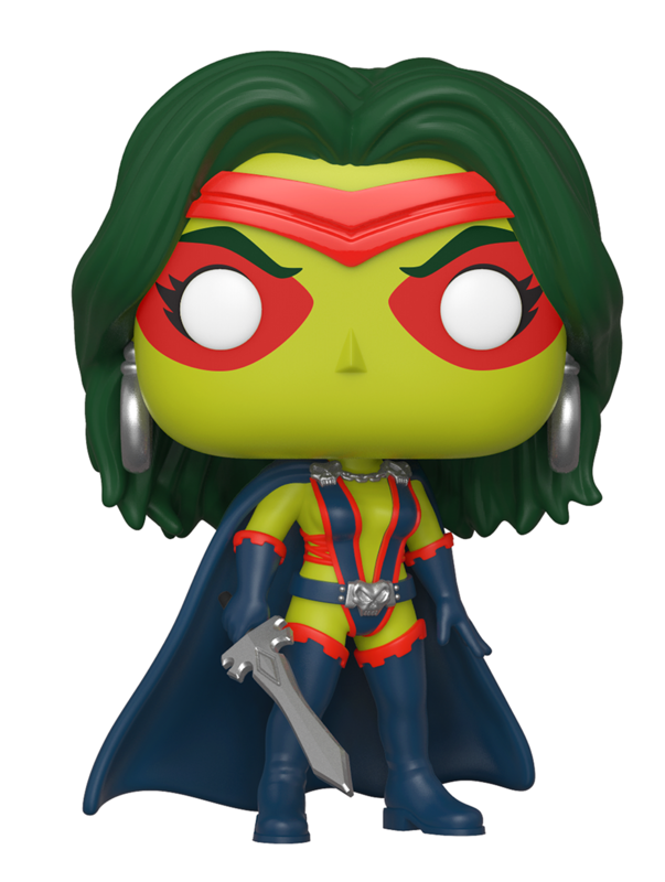 Marvel: Gamora (Classic Ver.) Pop! Vinyl Figure