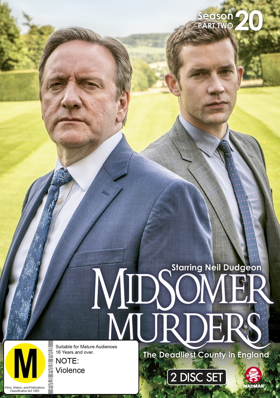 Midsomer Murders: Season 20 - Part 2 on DVD