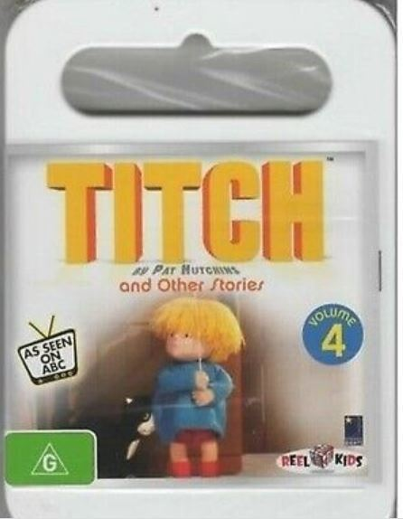 Titch - Vol. 4 on DVD