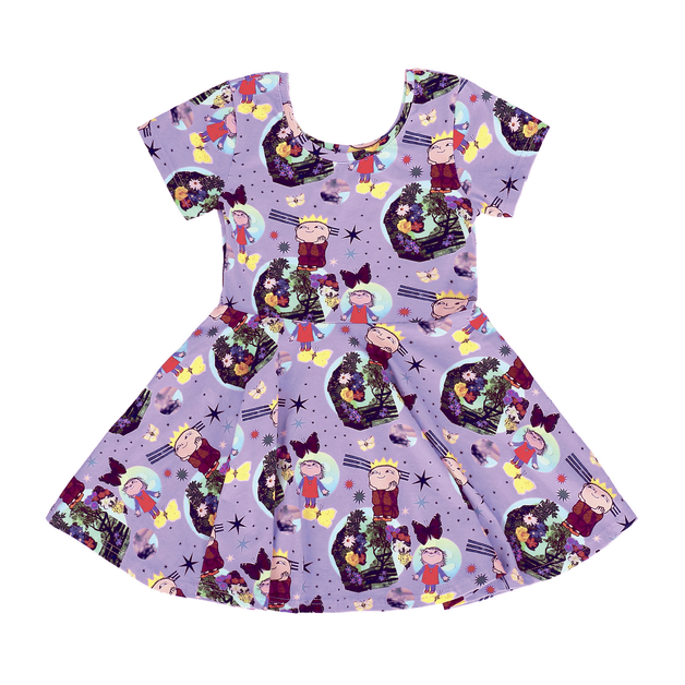Raspberry Republic: Dress Mother Earth (Size 7)