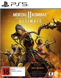 Mortal Kombat 11 Ultimate for PS5