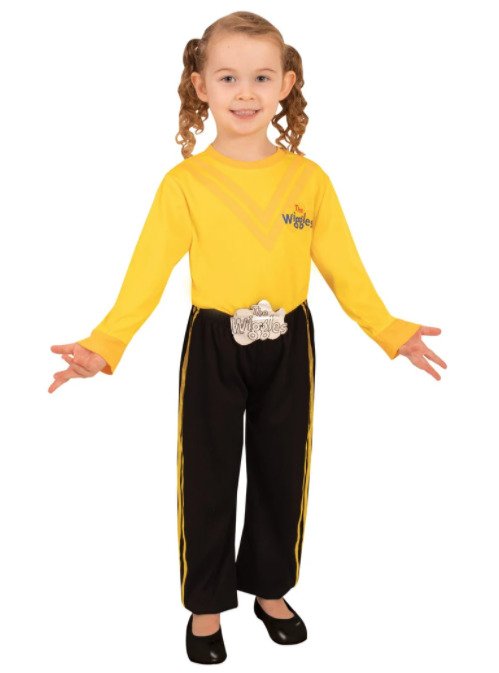 Rubies: Emma Wiggle Deluxe Costume Pants (Toddler Size)