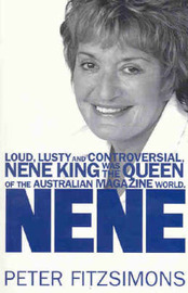 Nene King by Peter FitzSimons image