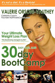 30-Day Bootcamp by Valerie Orsoni-Vauthey image