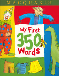 My First 350 Words by Library Macquarie image