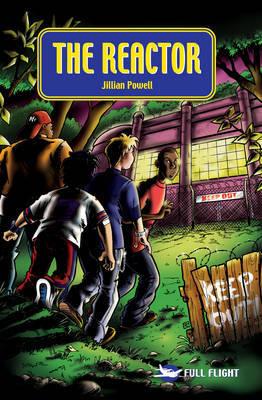 The Reactor by Jillian Powell image
