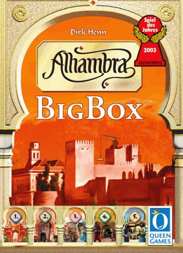 Alhambra Big Box image