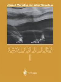 Calculus I by Jerrold Marsden